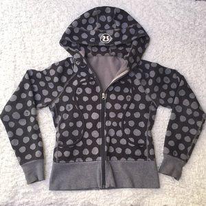 NWOT Lululemon zip up hoodie